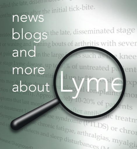 News, blogs and more about Lyme Disease